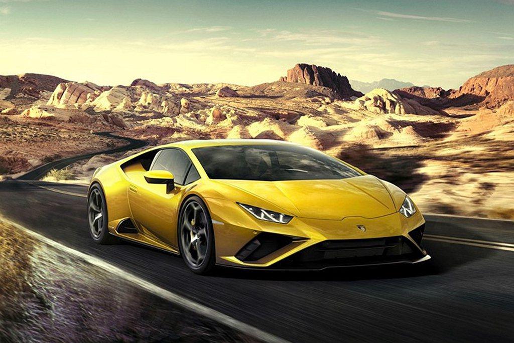 去年才推出小改的Lamborghini Huracan EVO,2019年全球總...