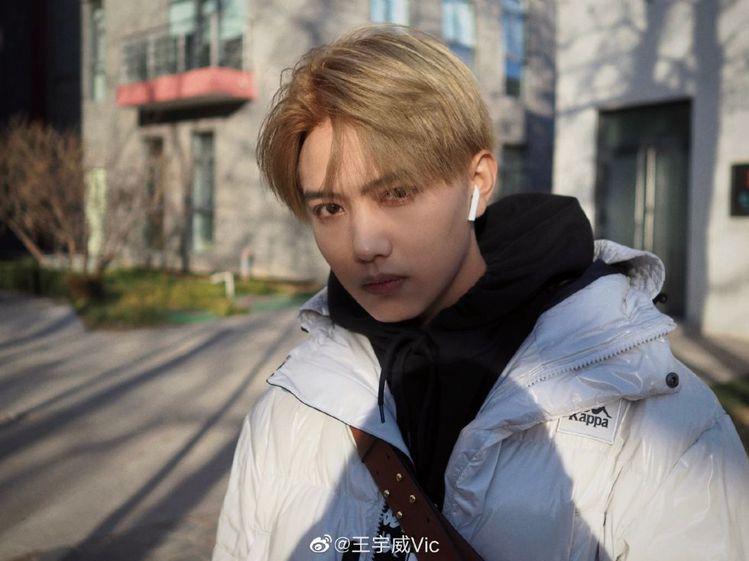 微博@王宇威