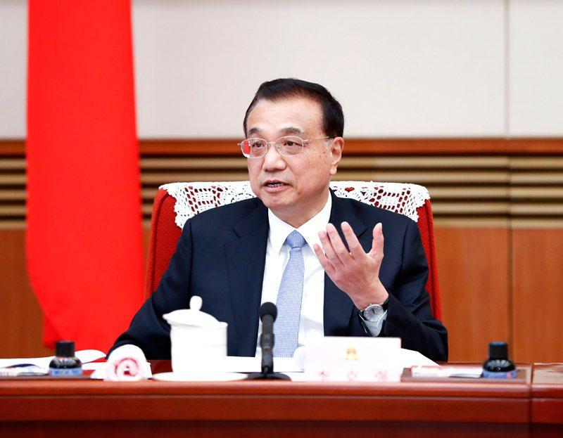 大陸國務院總理李克強。圖:中國政府網