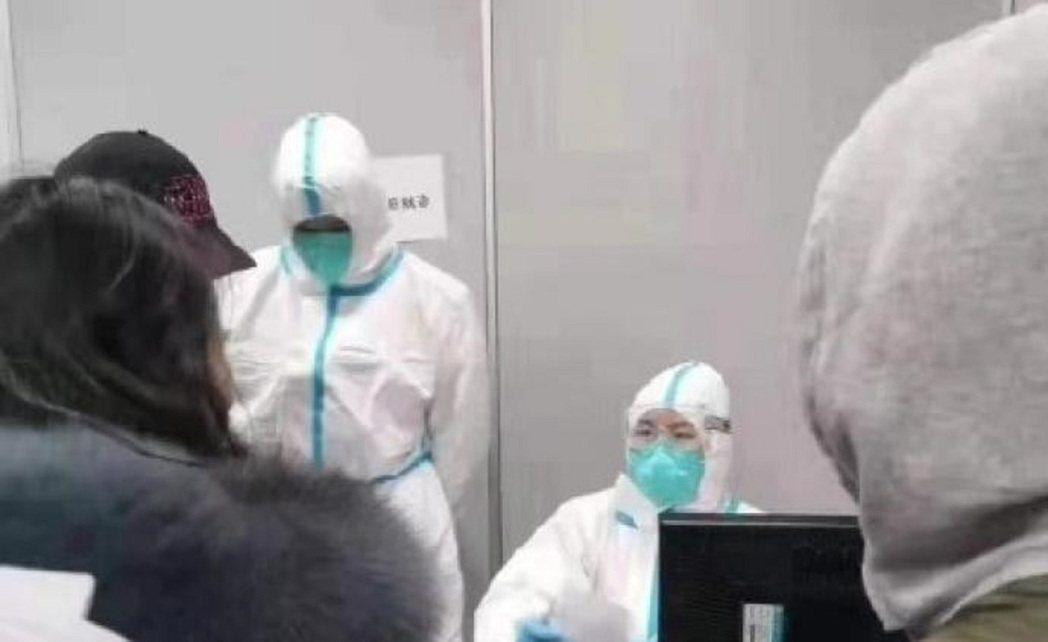 大陸將武漢肺炎列SARS同級法定傳染病。圖/澎湃新聞