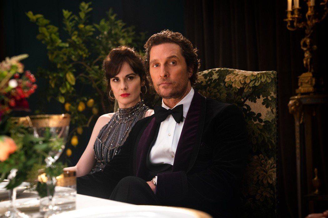 「紳士追殺令」將於今年春節1月23日搶先北美上映。圖/車庫提供