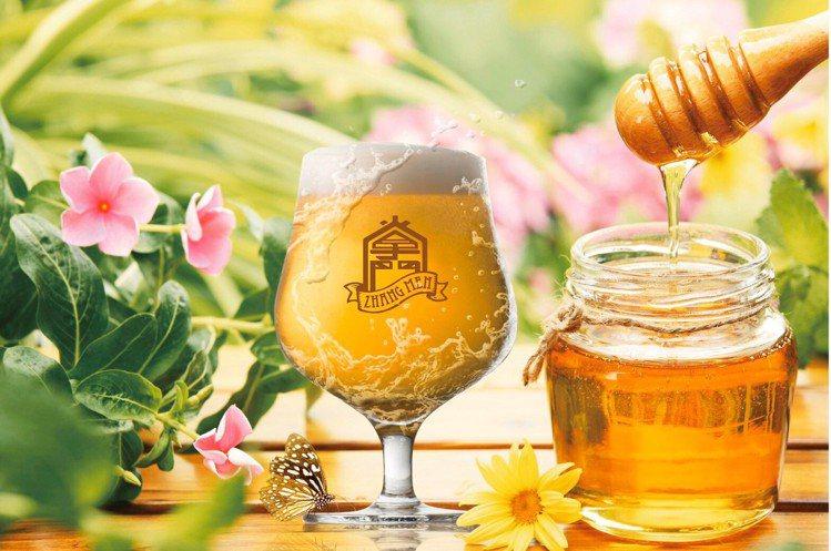 興記啤酒節將販售55%小麥啤酒、愛羅武勇等兩款掌門精釀啤酒。圖/陳興發興記菜館提...