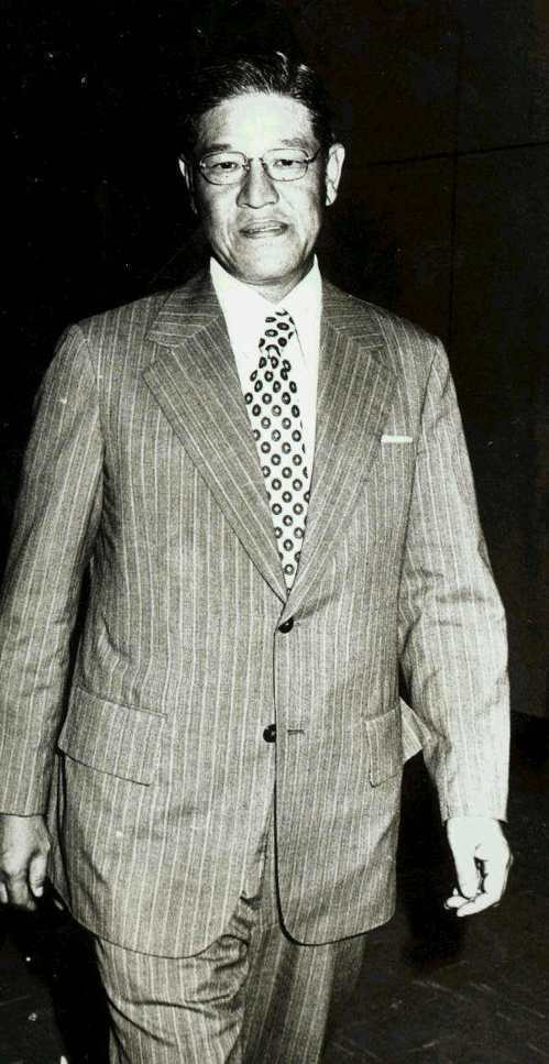 1975年,時任行政院政務委員李登輝出訪東加。 圖/聯合報系資料照片