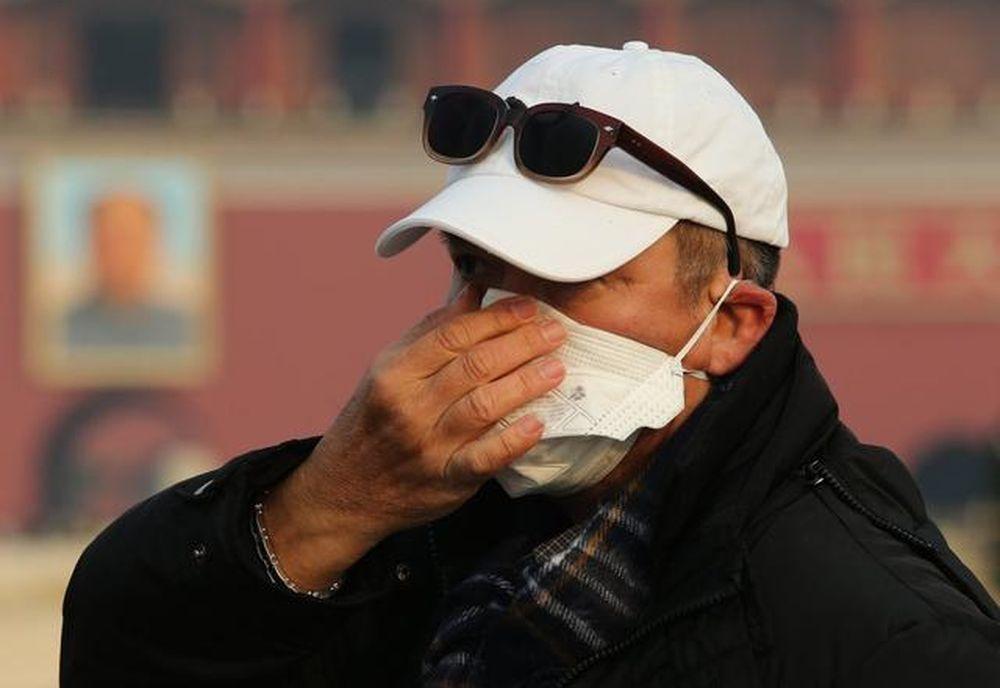 口罩成為連日來的搶購品。示意圖/取自視覺中國