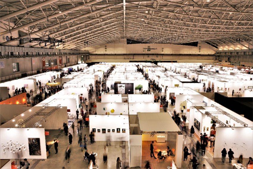 第二屆台北當代藝術博覽會圓滿落幕。 台北當代/提供