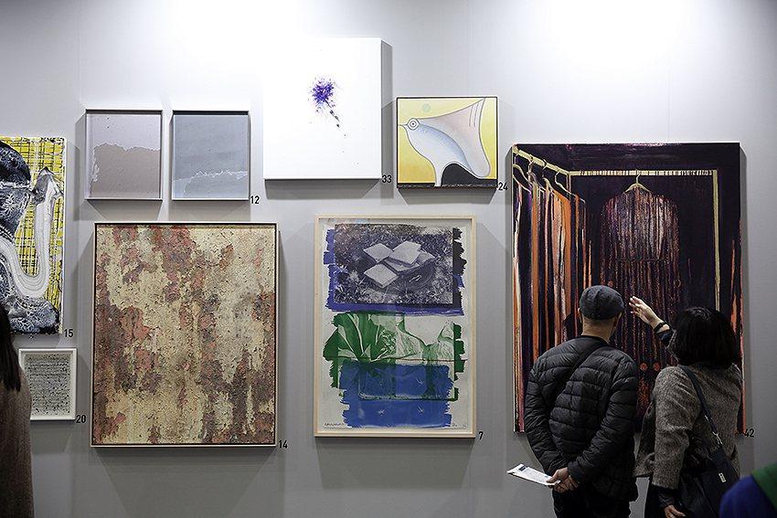 全球99家藝廊共襄盛舉,完成了更上一層樓的第二屆台北當代。 台北當代/提供
