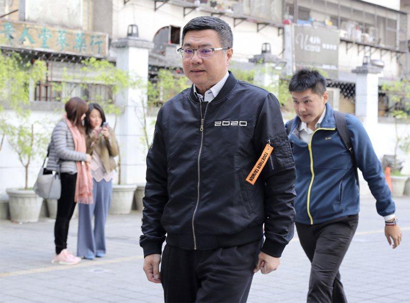民進黨主席卓榮泰。聯合報系資料照