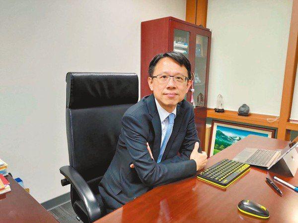宏遠證券總經理林禎民。記者高瑜君/攝影