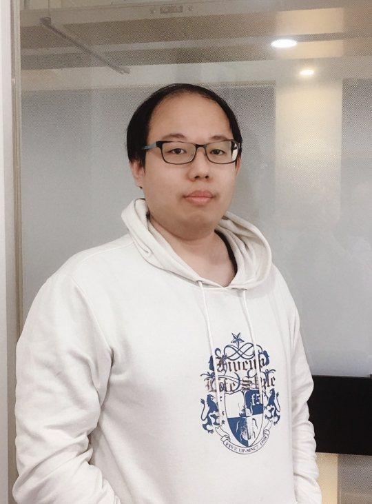 配音員 徐偉翔
