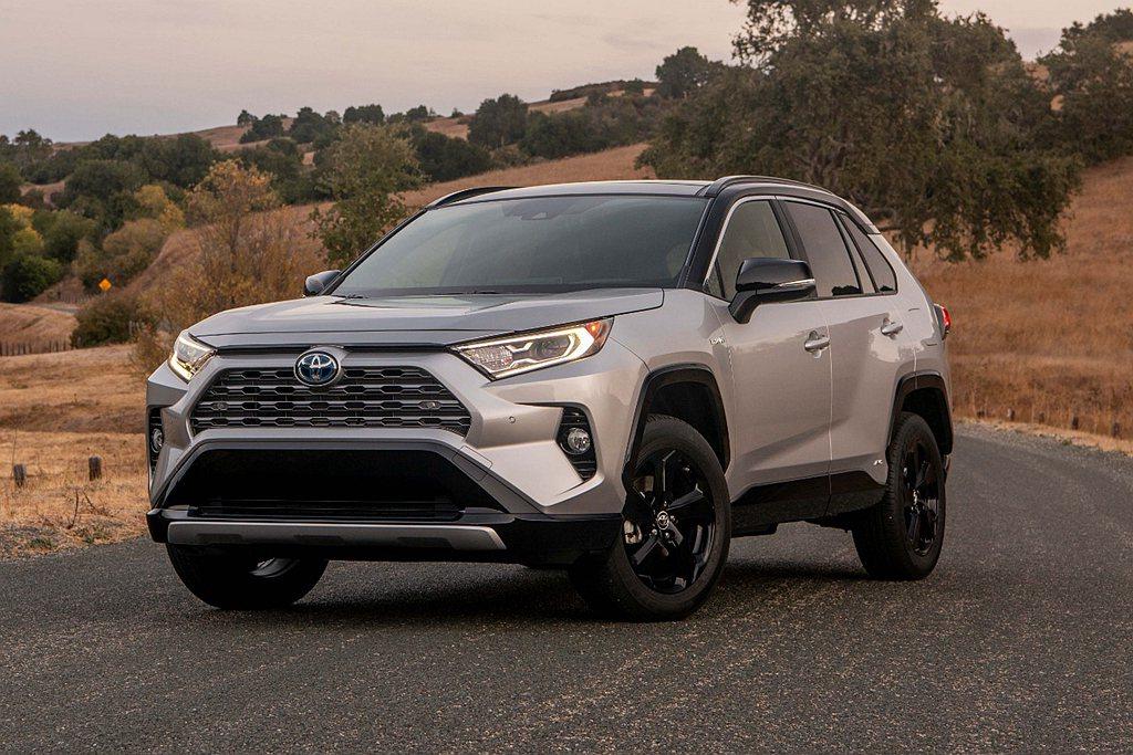 為滿足北美市場的銷售需求,Toyota汽車新增產線用來組裝RAV4 Hybrid...