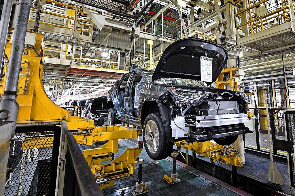 TMMK是Toyota汽車海外最大新車生產基地,也是生產複合動力車型的重鎮,包括...