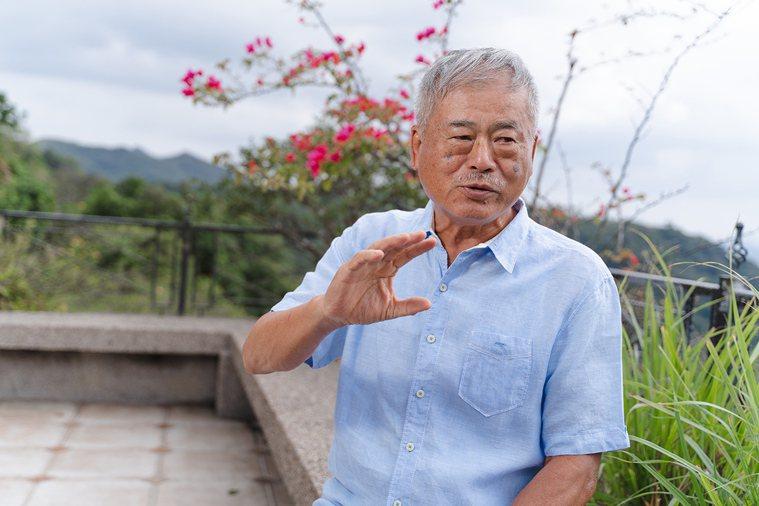 李深浦表示肝如果健康,身體通常會跟著健康。 圖/李瑞彥 攝