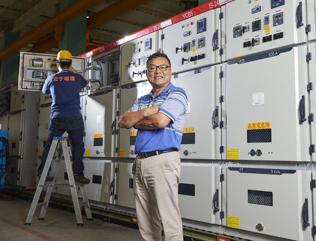 施耐德電機的EcoStruxureTM Power能源管理解決方案與宏于電機開發...