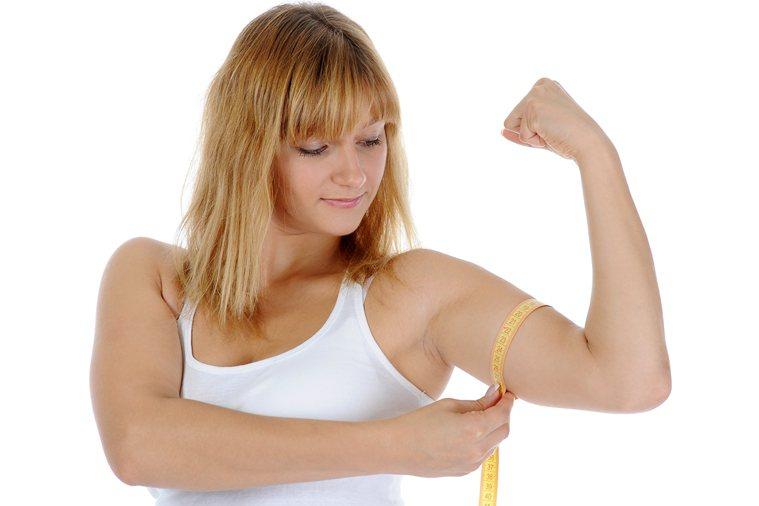 真的能「局部瘦」肚子或手臂嗎? 圖片/ingimage