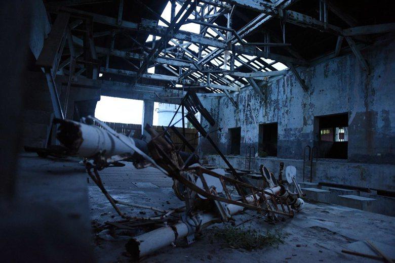 台東縣是全台縣市當中,唯一沒有古蹟的地區。圖為台東舊站機關車庫。 圖/作者自攝