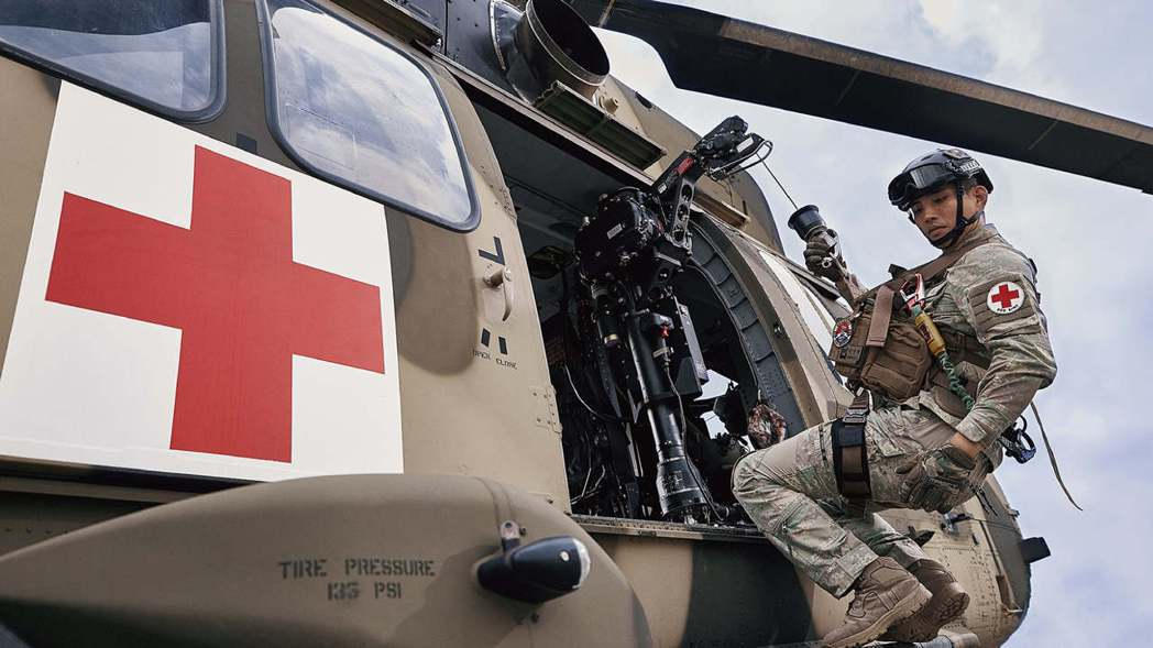 南韓陸軍也判定A下士的生理變化並非「戰功傷」所致,而是「本人自行誘發障礙」。圖為...