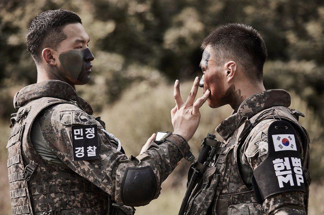 同樣作為「性少數者」的同志族群,在軍中一樣危機重重。圖為南韓軍隊,非當事人。 圖...