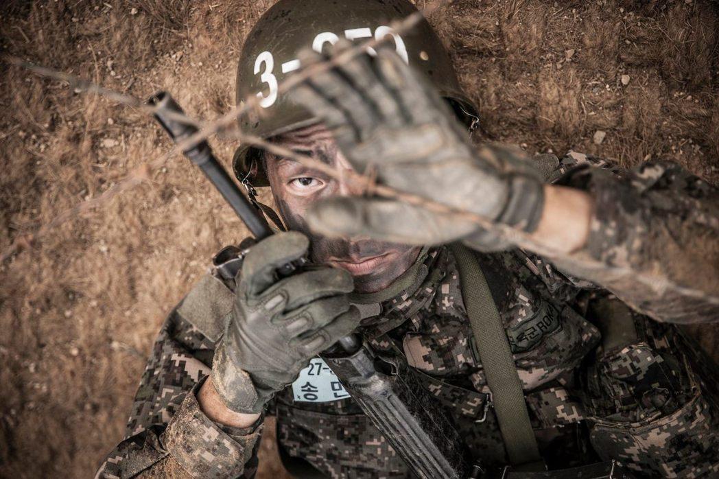 性少數者議題在南韓軍中,仍遭逢極高大障壁,有待緩慢突破。 圖/南韓國防部