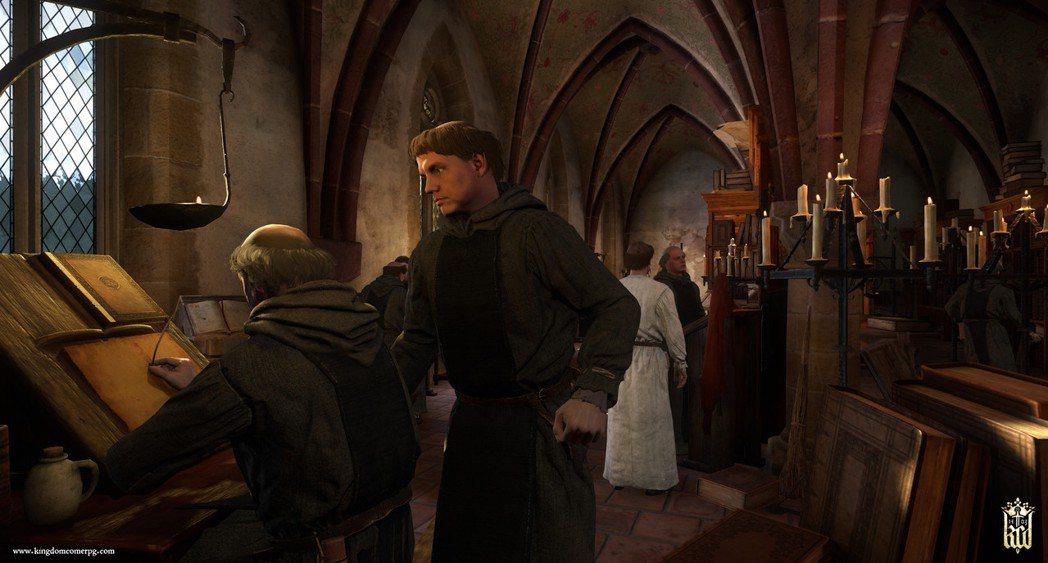 《天國降臨:救贖》遊戲畫面