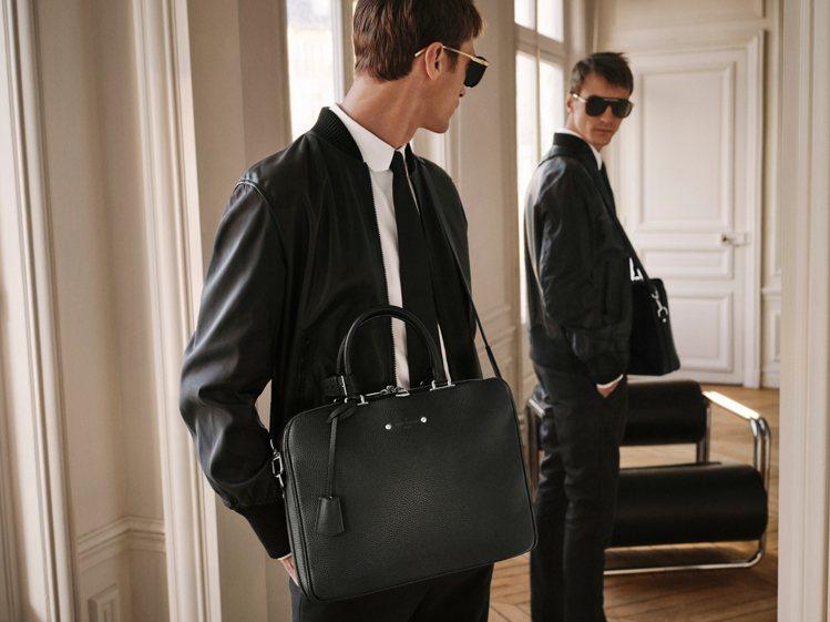 男模演繹路易威登New Formals系列Cabas Business公事包13...