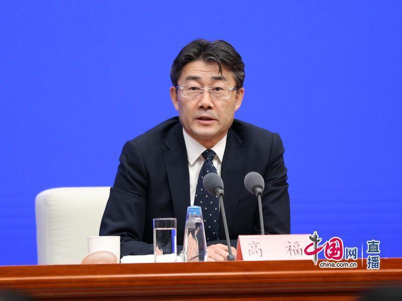 中國科學院院士、中國疾病預防控制中心主任高福。圖/取自中國網