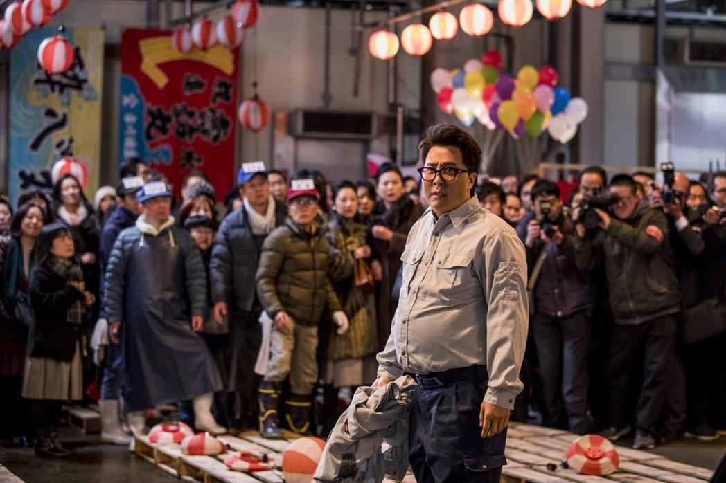 「肥龍過江」1月23日上映。圖/華映提供