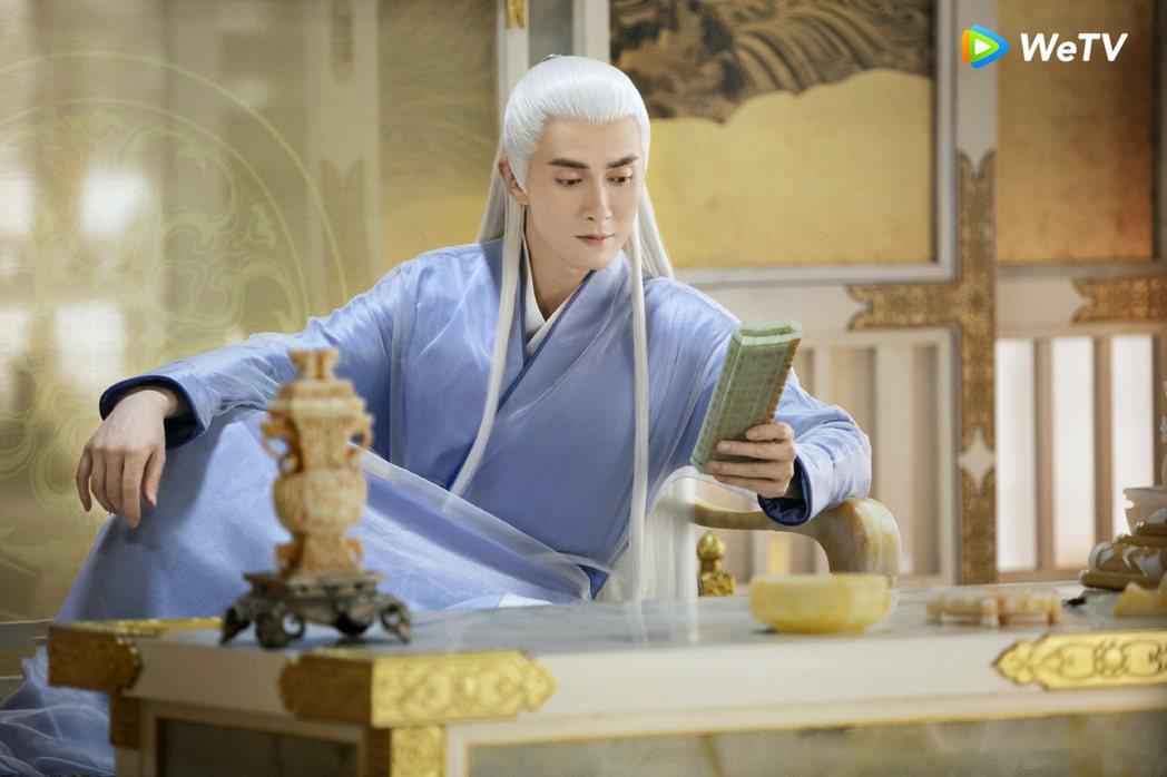 高偉光主演「三生三世枕上書」。圖/WeTV提供