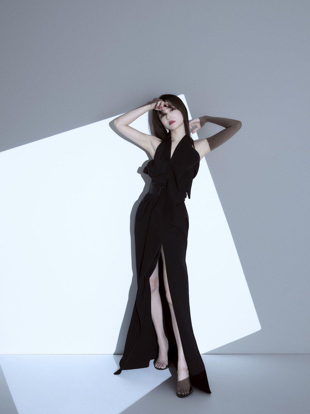 張韶涵的新歌「無度」MV於年前上線。圖/心喜文化提供