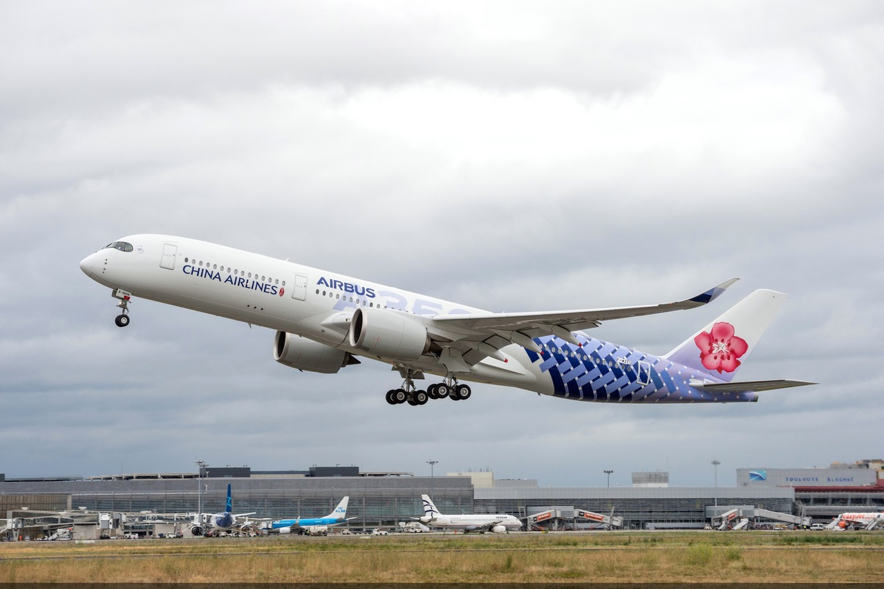 因應武漢肺炎 華航宣布再取消10個兩岸航班