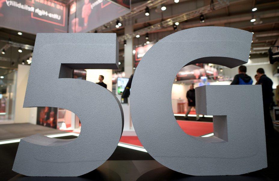 泰國5G標金飆高。圖/路透社