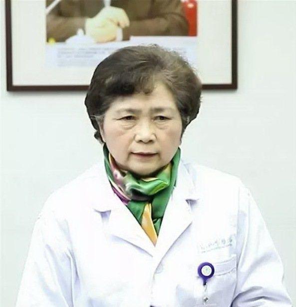 大陸國家衛健委高級別專家組成員李蘭娟。(取自《都市快報》)