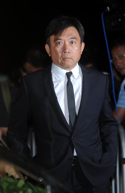 香港電視廣播有限公司(無線電視)主席陳國強。中通社資料照片