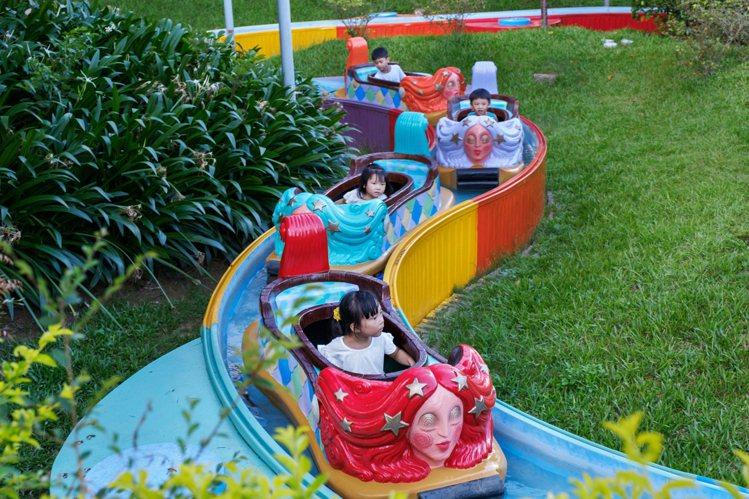 農曆過年期間,各大樂園祭出優惠。圖/麗寶樂園提供