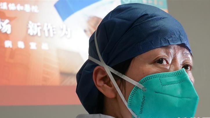 武漢肺炎持續蔓延,官方最新通報:已超過600例。 取自新華網