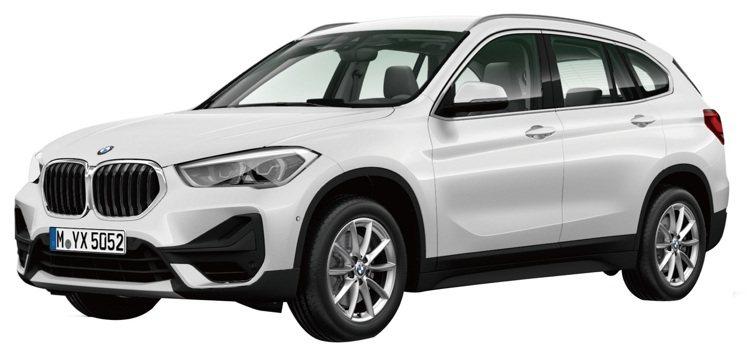 新光三越初一福袋最大獎為台北信義新天地端出總價185萬元的BMW。圖/新光三越提...