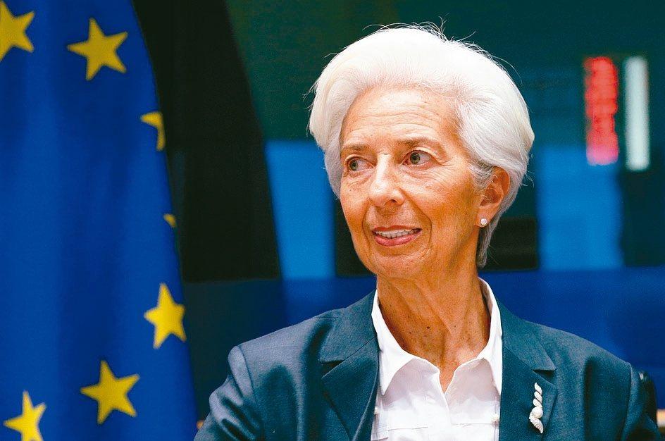 ECB總裁拉加德 路透