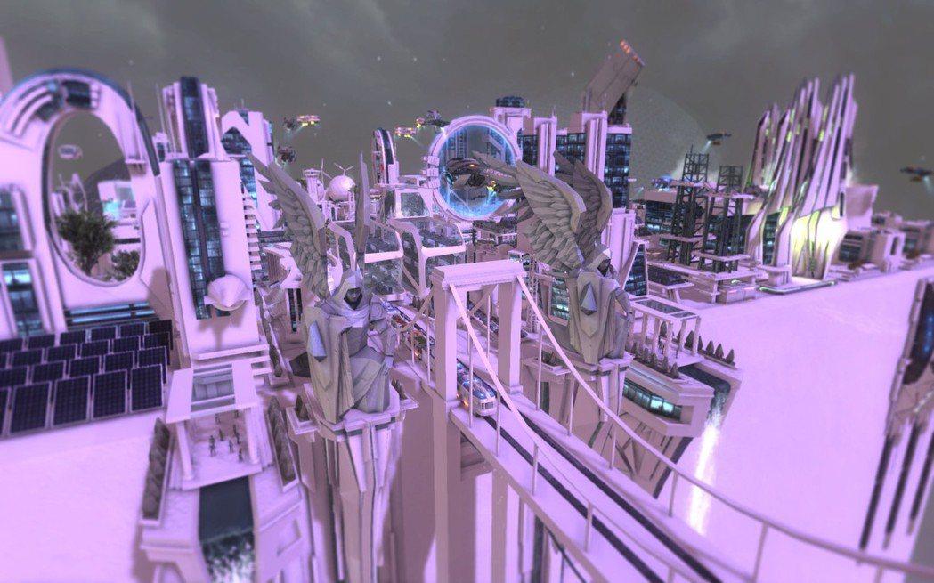 人類的未來仰賴玩家的都市規劃能力