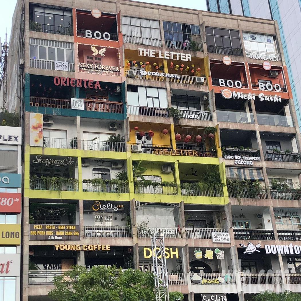 咖啡公寓。記者曹悅華/攝影