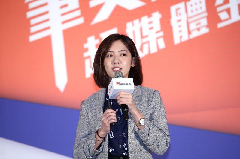 「學姐」黃瀞瑩。圖/本報資料照片