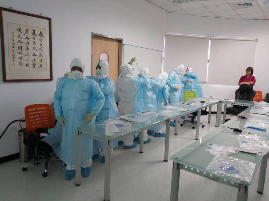 台東縣衛生局昨天傍晚再採樣婦人檢體送檢,今天2次檢驗結果仍為陰性反應,排除感染武漢肺炎。記者尤聰光/翻攝