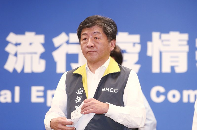 衛福部部長陳時中表示,目前已暫停所有中國湖北省的旅遊團來台。記者曾原信/攝影