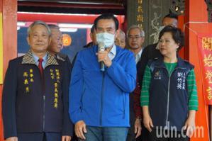 江啟臣宣布參選黨主席 馬英九:這是好現象