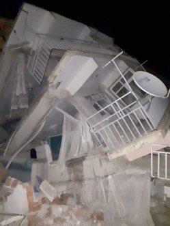 土耳其東部艾拉齊省(Elazig)24日發生規模6.8強震,造成至少18人喪生,...