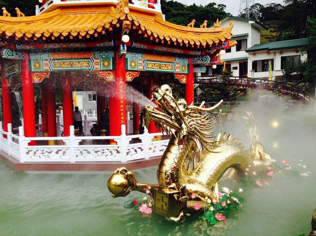 指南風景區一直是北台灣代表性的走春景點。圖/取自台北市大地工程處官網