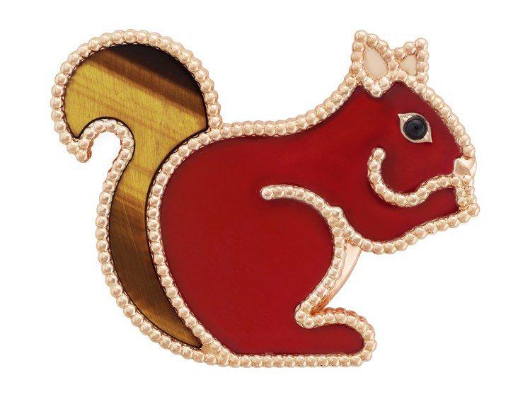 Van Cleef & Arpels,Lucky Animals Squirre...