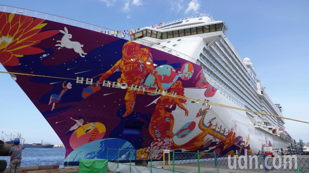 台灣國際郵輪旅客人次近3年呈成長,愈來愈多民眾嘗試集交通、美食、住宿、娛樂、購物...