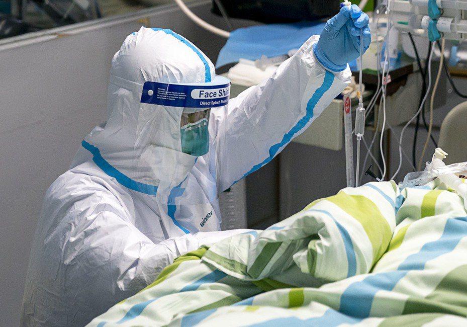 橙縣衛生局發布聲明,宣布加州出現首例武漢肺炎病例。 新華社
