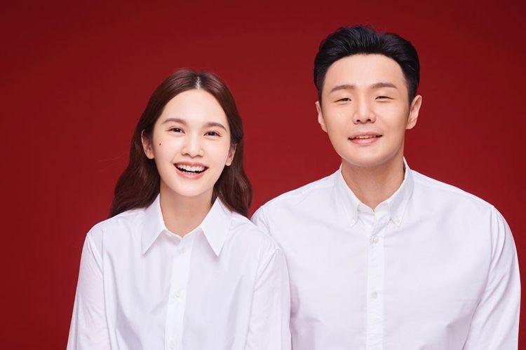 楊丞琳(左)與李榮浩。圖/摘自IG