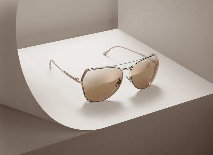 浪琴表女款太陽眼鏡16,900元。圖/Longines提供