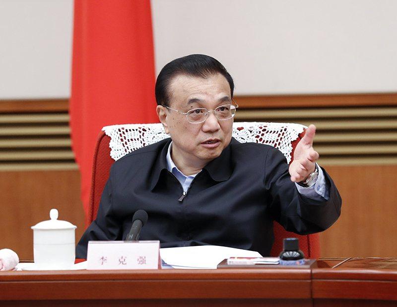 大陸國務院總理李克強。新華社